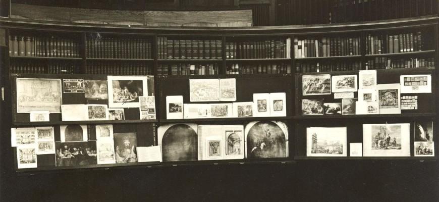 Warburg_Mnemosyne-Atlas_ tavole su Rembrandt_1926