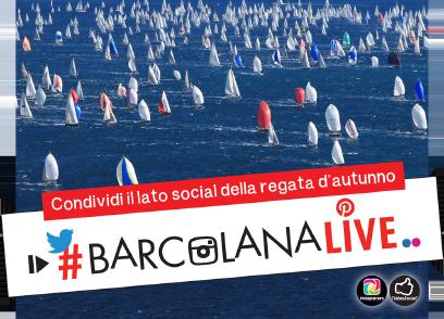 #barcolanaLIVE