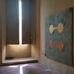 Sala di Giugnone o Sala dell'Eneide: Antonio Dias, Bend Your Eyes (1990)