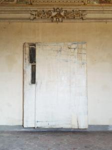 Sala del Convito degli Dei o Sala di AMore e Psiche: Lawrence Carroll, Untitled slip painting (2011)